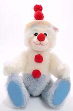 STEIFF Bears * Steiff nuestro Oso De Peluche Oso Payaso Edición Limitada 32cm*Ean037528