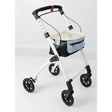 Days Breeze Indoor Rollator - Foldable, Includes Storage Bag & Tray, Lightweight