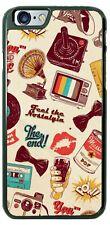 Best of 80's Atari Cassette TV Phone Case For iPhone 12 Samsung A21 LG Google