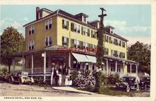 CROUTS HOTEL, PEN MAR, PA.