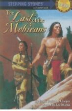 The Last of the Mohicans (Stepping Stone Bo... by Cooper, James Fenimo Paperback