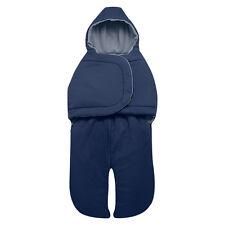Footmuff for baby pushchair pram buggy Dress Blue Bébé Confort