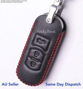 For Mazda 2 3 5 6 CX3 CX5 CX7 Car key case cover remote Geniue leather