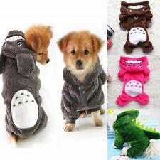 Winter Dog Coat Pet Cat Puppy Chihuahua Clothes Hoodies Warm Small Dog Apparel