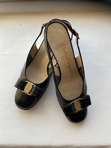 salvatore ferragamo shoes size 5