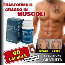 Probolan 50 Massa Muscolare Bodybuilding Integratore Sportivo Metabolismo