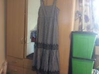 Gorgeous Marks and Spencer Collection  maxi dress size 14 new with tags