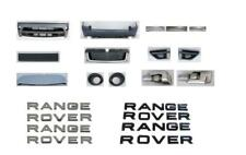 2010-2013 Range Rover Sport Autobiography body kit,engraved Side Air Vents