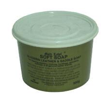 GOLD LABEL SOFT SADDLE SOAP 500G FOR LEATHER, BRIDLES & TACK