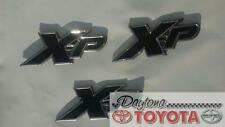 S.E.T. Toyota Specific Special XP Badge Kit Tundra Tacoma 4Runner 00016-34042-01
