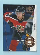 PAVEL BURE 1999/00 UPPER DECK CENTURY LEGENDS CENTURY COLLECTION /100