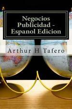Negocios Publicidad - Espanol Edicion : Incluye Planes de Lecciones en...
