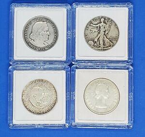 Half Dollar Silver Lot.