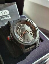 Nixon 51-30 Automático Edición Limitada De Star Wars Kylo Negro Kylo Ren Titanio