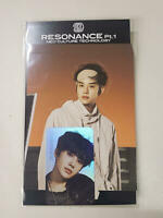 NCT2020 JUNGWOO RESONANCE pt.1 hologram Official Photo Card PC NCT 2020