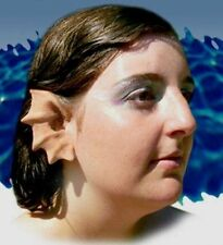 Halloween Stage Theatrical Latex Prosthetic Ear Tips Merfolk Mermaid Elf Fairy