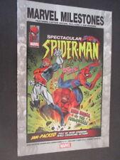 MARVEL MILESTONES Spectacular Spider-Man 114 etc