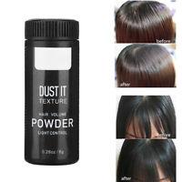 Hair Building Fiber Powder Volumizing & Texturizing Mattifying Powder Women Men