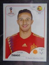Panini World Cup 2018 Russia - Thiago Spain No. 142