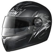 Nolan N-84 NCOM VPS Full Face Helmet Target Matt Black XS 53-54 cm Made in Italy