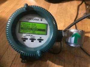 Yokogawa Flowmeter Mdl # AXF025C