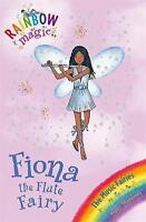 Fiona the Flute Fairy (Rainbow Magic) by Daisy Meadows, Acceptable Used Book (Pa