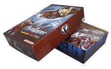 38321 Dragon Model Avengers Iron Man Mk 7 Combat Armour Suit 1:9th Scale Kit New