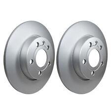 Rear Brake Discs 280mm 53959PRO fits VW TRANSPORTER 70A, 70H, 7DA, 7DH 2.0 2.5