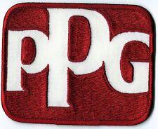 PPG -  Indy / Nascar Team Shirt Patch - Vintage NOS