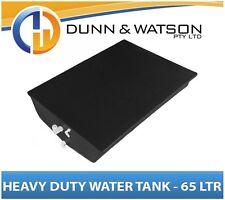 Heavy Duty 65 Litre Poly Water Tank - Camper Trailers, Caravans, 4x4's, 4wd's
