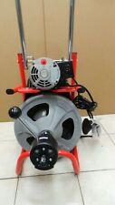 NEW Ridgid K-400 Drain Cleaning Drum Machine  ( B61527-1 JNO LOC XFLR)