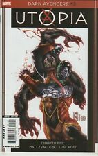 Dark Avengers #8 Variant Comic 2009 - Marvel Comics - Thor Sentry Iron Man Venom