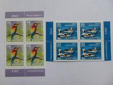 Stamps / Latvia / Birds / 2013