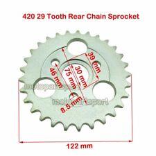 30mm 420 29 Tooth Rear Chain Sprocket For Honda Z50A Z50 Z50R Z50J Monkey Bike