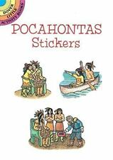 Pocahontas Stickers (Dover Little Activity Books)