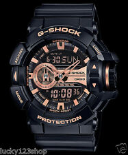 GA-400GB-1A4 Black G-Shock 200m Digital Resin Band 200m Casio Sport Men's