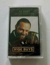 AL HIRT: ALL TIME GREATEST HITS - 1989 RCA CASSETTE TAPE - NEW SEALED