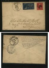 US early  special delivery cover  1898       KEL0409
