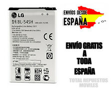 Bateria BL-54SH original para LG BELLO G3S S G3 MINI L80 L90 OPTIMUS NUEVO