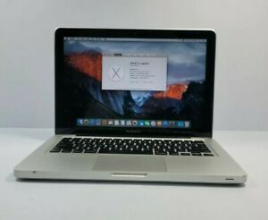 "Apple Macbook Pro LAPTOP 13"" Core i5 2.5GHz 8GB RAM 500GB HDD   A1278 MID 2012"