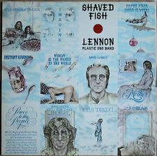 """JOHN LENNON """"SHAVED FISH""""  33T  LP"""
