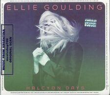 ELLIE GOULDING HALCYON DAYS  + 2 BONUS TRACKS SEALED 2 CD SET NEW