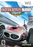 Indy 500 WII Sports (Video Game)