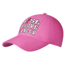 WWE JOHN CENA RISE ABOVE CANCER PINK BASEBALL CAP OFFICIAL NEW