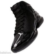 RARE~Adidas ROSE 773 BLACKOUT derrick crazy Basketball light fast Shoe~Mens sz 8
