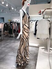 Mikael Aghal Beautiful Sequined Gown Dress US10 NEW $2,280