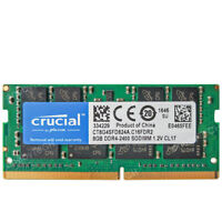 New Crucial 8GB 16GB PC4-19200 DDR4 2400 MHz PC4-2400T SO-DIMM 260P 1.2V Memory