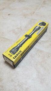 Tasco rifle scope japan