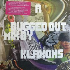2CD NEW SEALED - KLAXONS - A BUGGED OUT MIX - Pop Rock Indie Music 2x CD Album