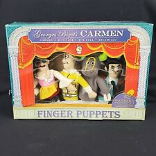 Magnetic Finger Puppets from Carmen, Unemployed Philosophers Guild, Music Box